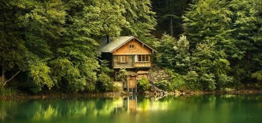 domek-z-drewna